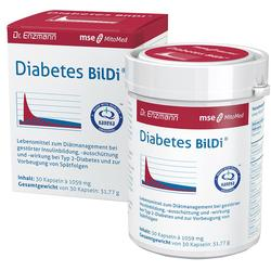 Diabetes BilDi® 30Kps. Nahrungsergänzung