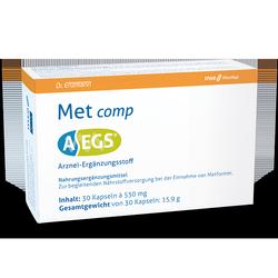 AEGS® Met comp, 30Kps à 530mg, Nahrungsergänzung, mse