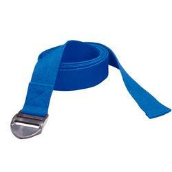 Yoga Gürtel blau