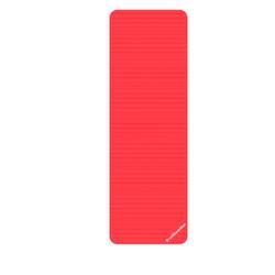 Gymnastikmatte rot, 180 x 60 x 1,5cm