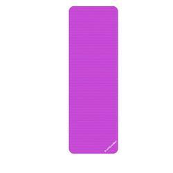 Gymnastikmatte lila, 180 x 60 x 1,5cm