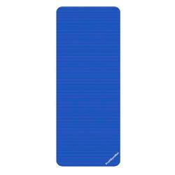 Gymnastikmatte blau, 180 x 60 x 1.5cm