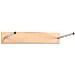 Holz-Wandaufhängung für Gym- Yogamatten