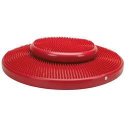 Balance Disc 60cm, rot, aufpumpbar