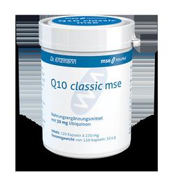 Q10 classic mse, 120Kps, 30mg Ubiquinon Nahrungsergänzung