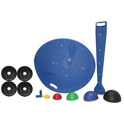 Balance Board mit Zubehör Balancetrainer Gleichgewichtstrainer Propriozeptionstrainer Cando® / Bild 1