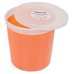 Knetmasse für die Mikrowelle - 2270g, soft (orange)