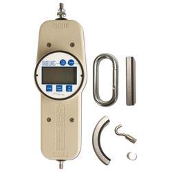 hydraulisches Zug-Druck-Dynamometer mit digit.LCD-Anzeige,Messung max. 22,7 kg Belastung
