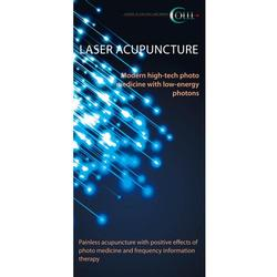 Flyer Laser Acupuncture Human LA, English