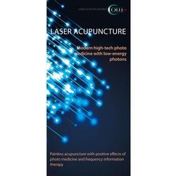 Flyer Laser Acupuncture Human