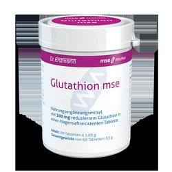 Glutathion 300 mg; reduziert; (Magensaft resistenter Überzug) mse, Nahrungsergänzung